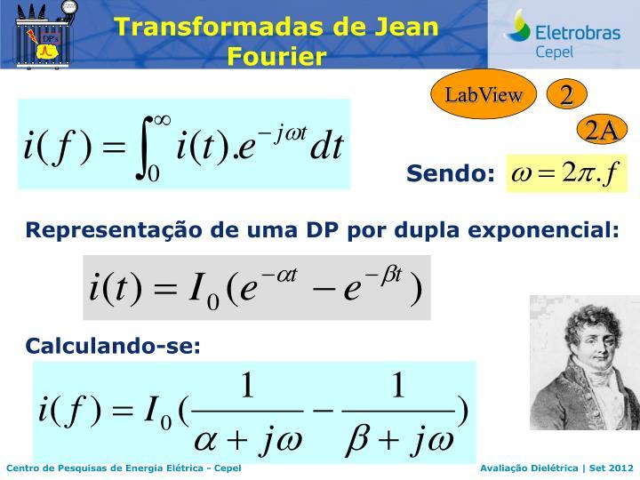 Transformadas de Jean Fourier