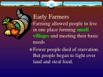 early farmers1