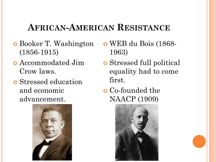 African-American Resistance
