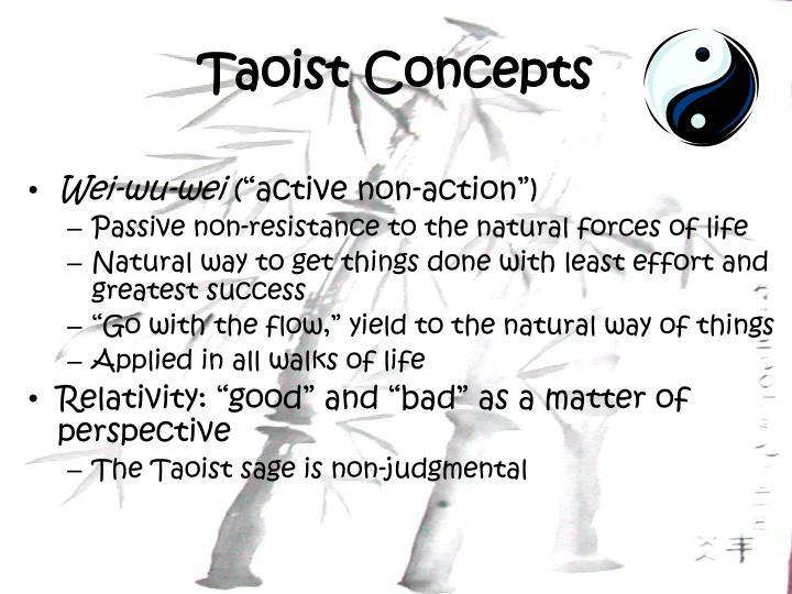 Taoist Concepts