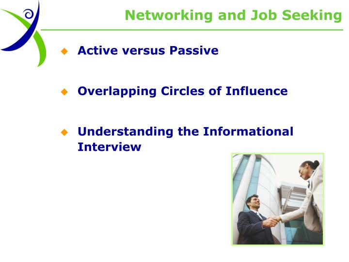 Networking and Job Seeking