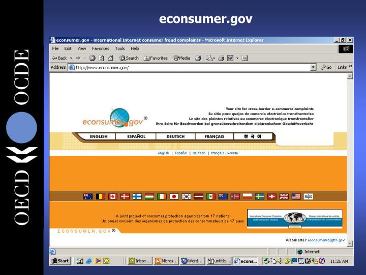 econsumer.gov