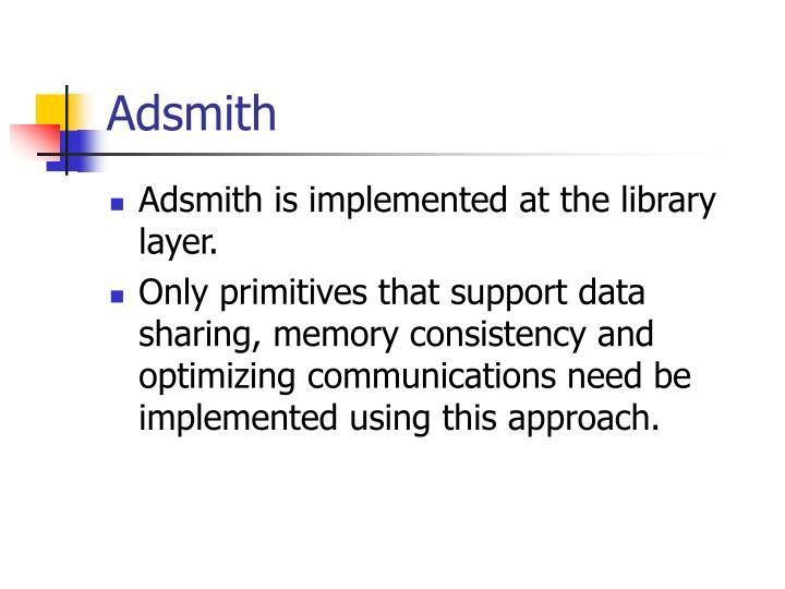 Adsmith