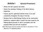 article i general provisions