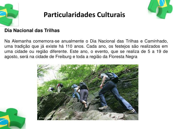 Particularidades Culturais