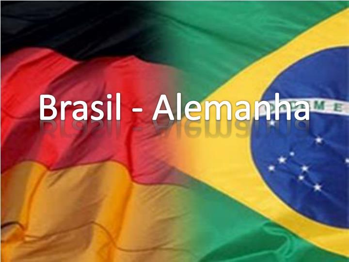 Brasil - Alemanha
