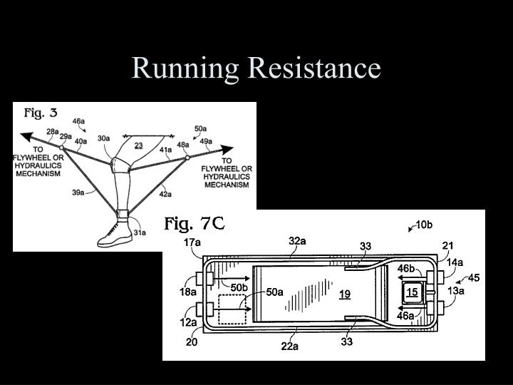 Running Resistance