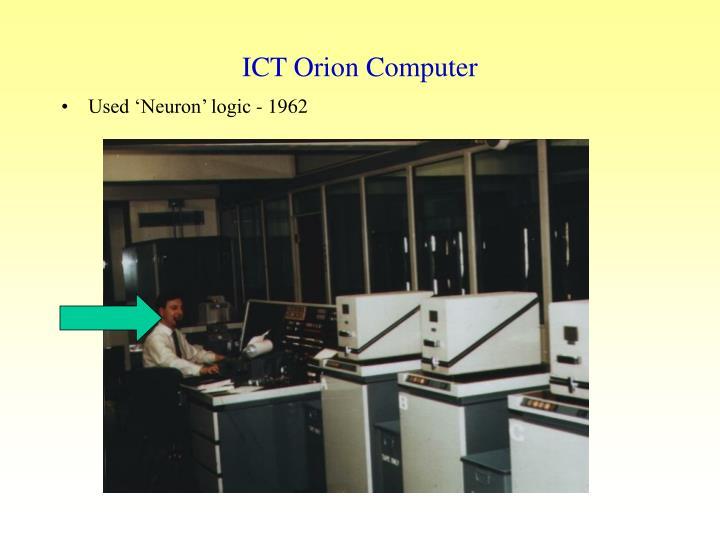 ICT Orion Computer