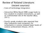 review of related literature recent sources3