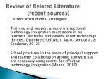 review of related literature recent sources6