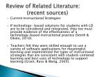 review of related literature recent sources8