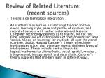 review of related literature recent sources9