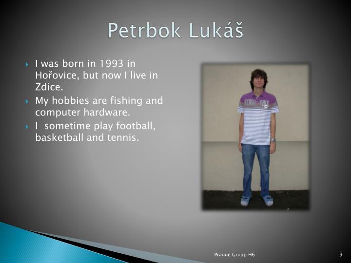 Petrbok