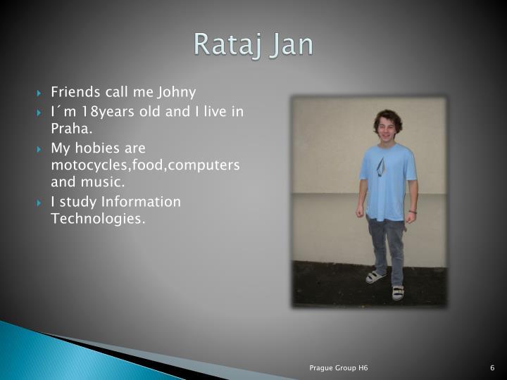 Rataj Jan