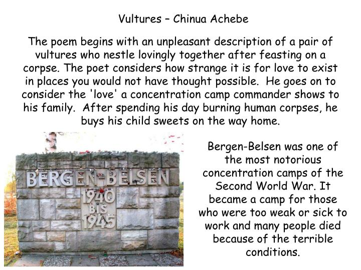 is chinua achebe correct in asserting
