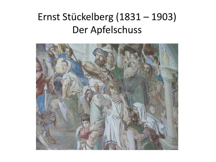 Ernst Stückelberg