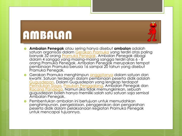 AMBALAN