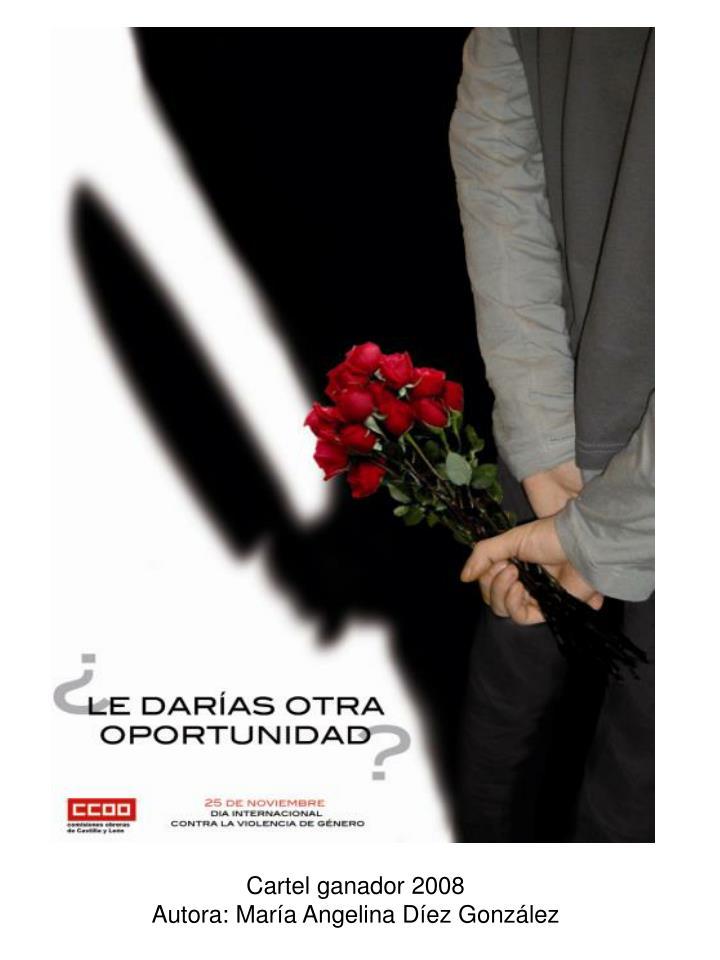Cartel ganador 2008