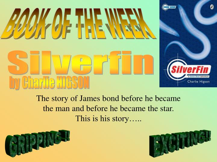 BOOK OF THE WEEK