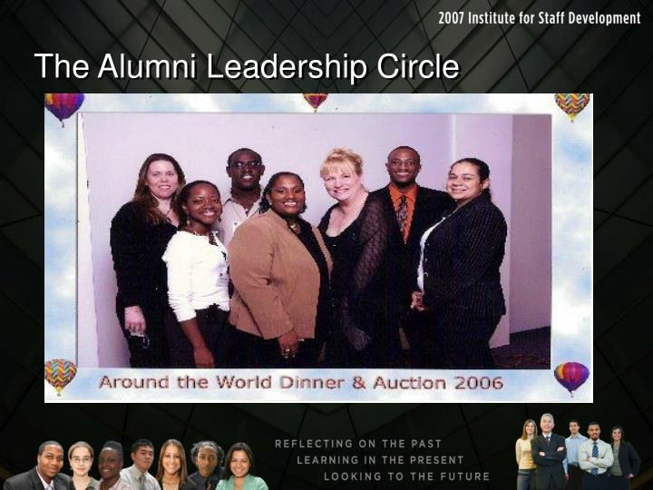 The Alumni Leadership Circle