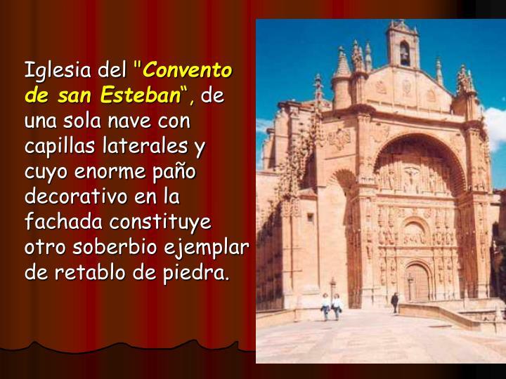 Iglesia del