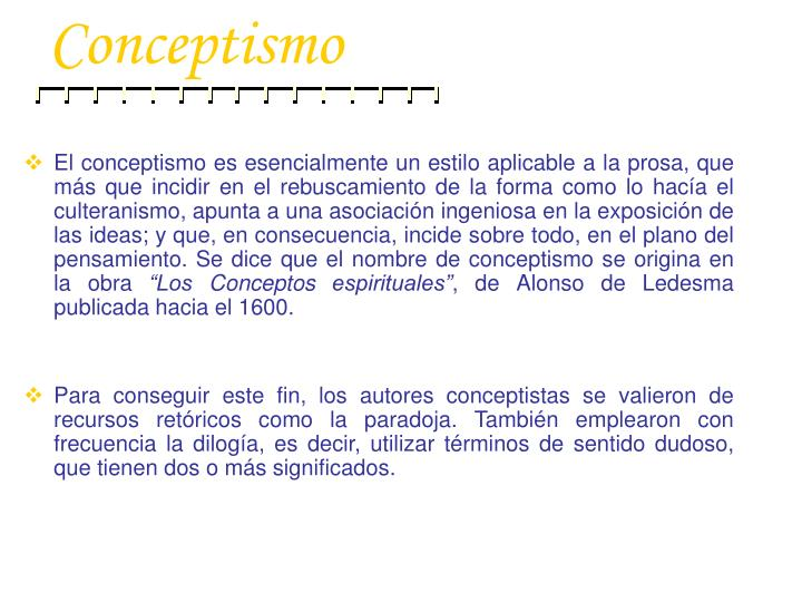 Conceptismo