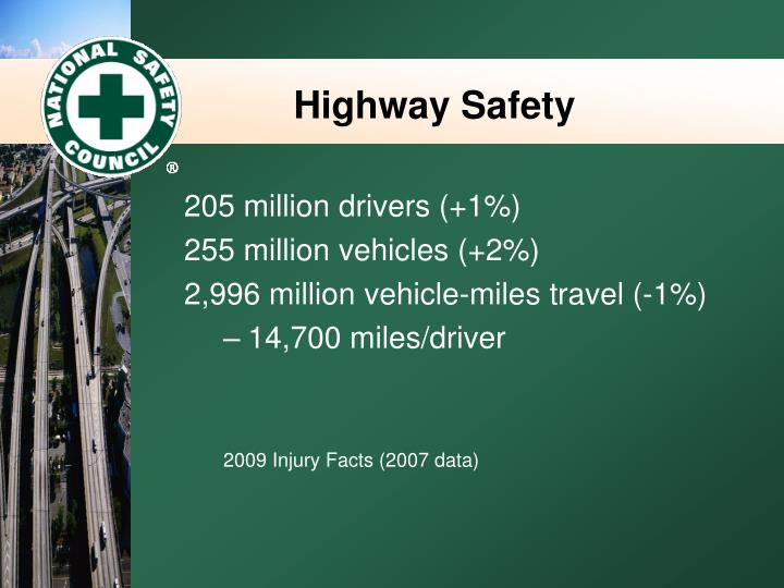 Highway safety