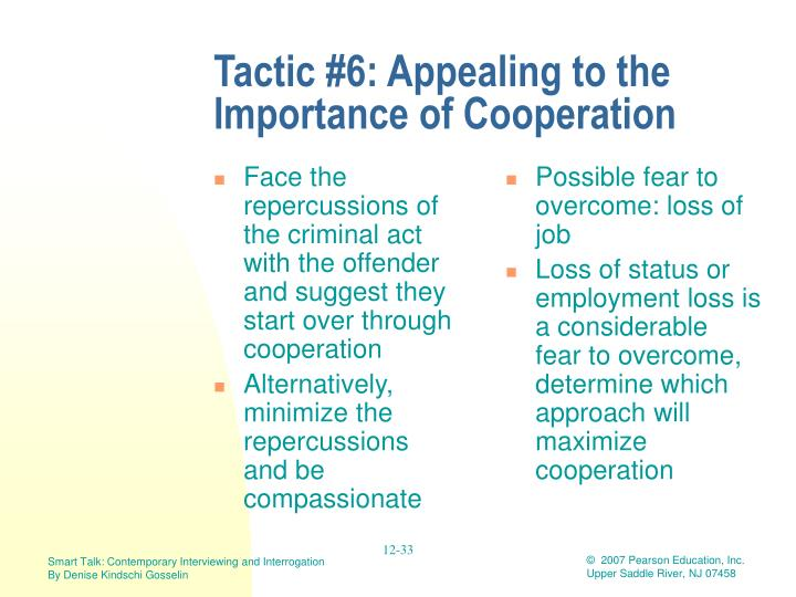 the importance of cooperation Cooperation is important because it allows people and groups to work together to  achieve a common goal or derive mutual benefits cooperation exists at many.