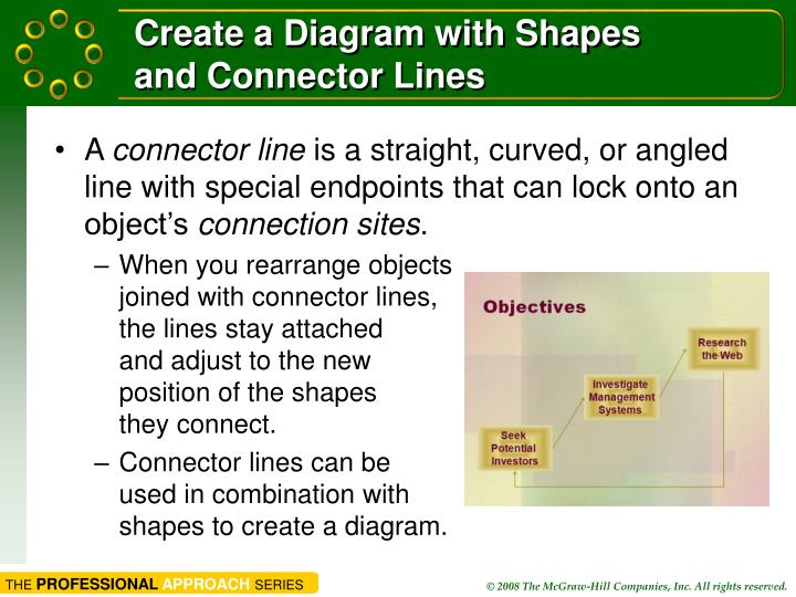 Create a Diagram with Shapes