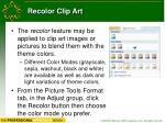 recolor clip art