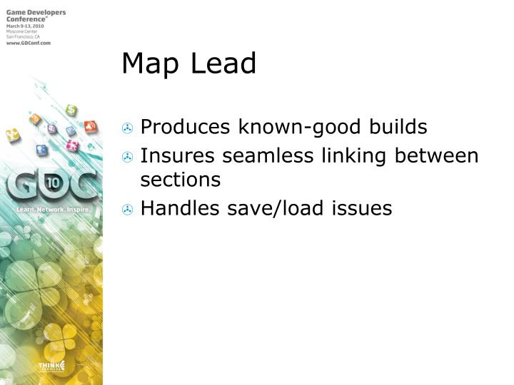 Map Lead