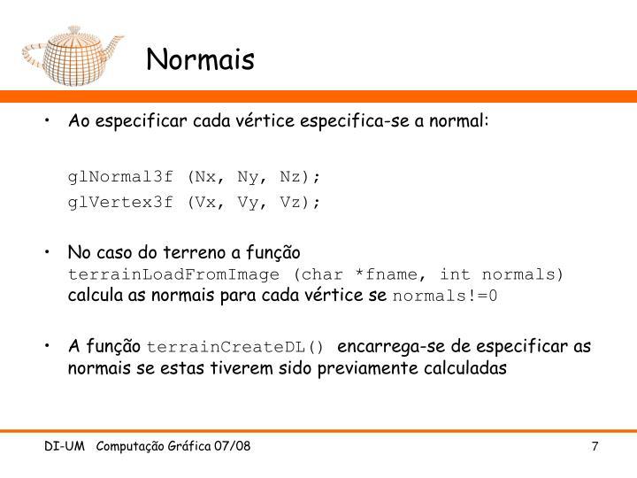 Normais