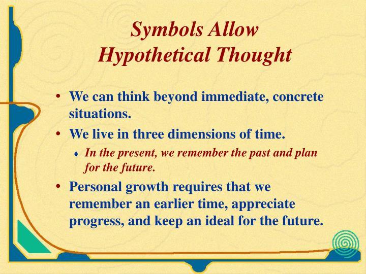 Symbols Allow