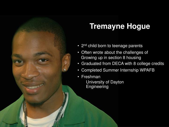 Tremayne Hogue