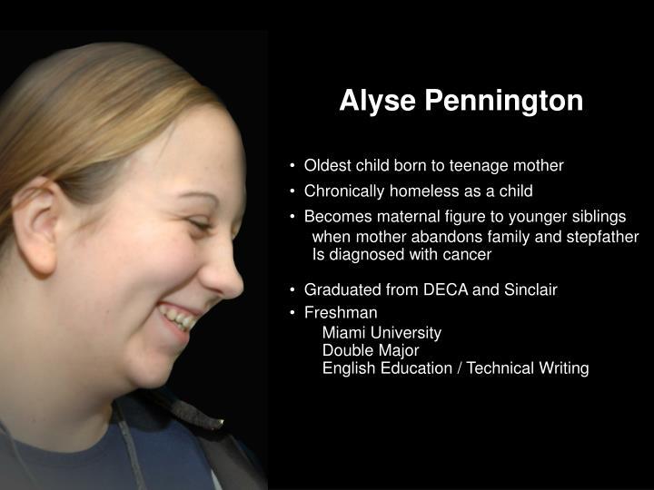 Alyse Pennington