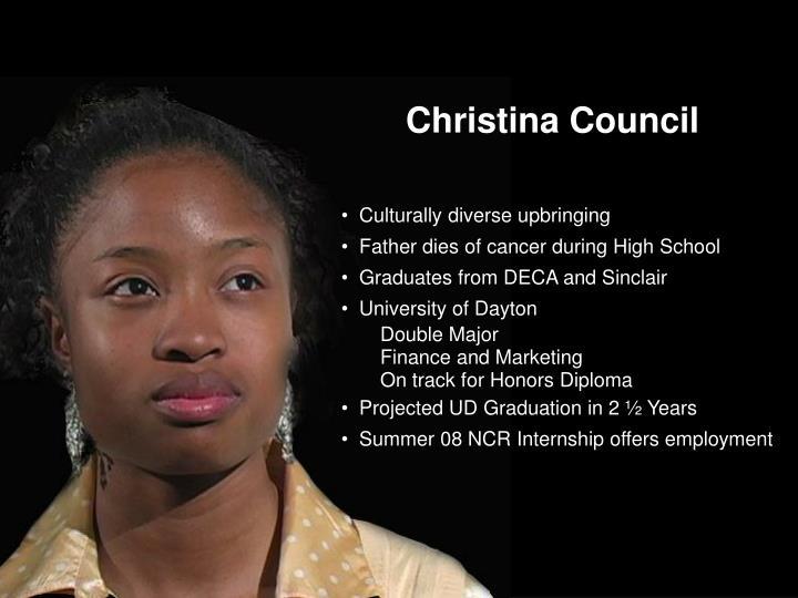 Christina Council