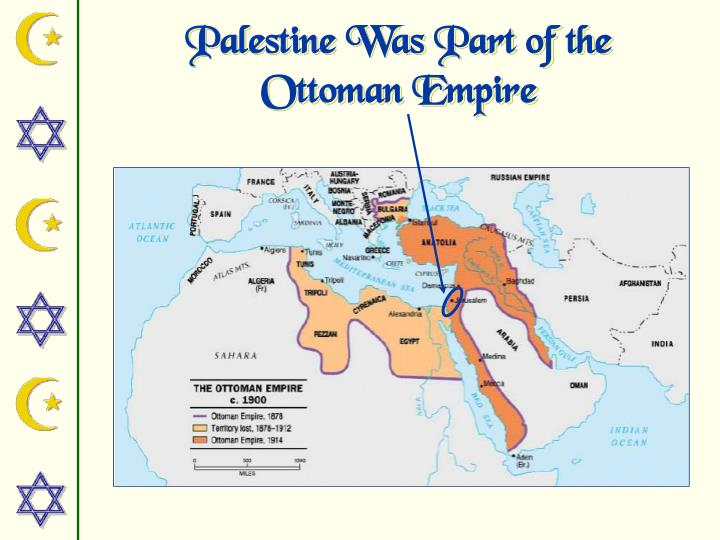 Palestine Was Part of the