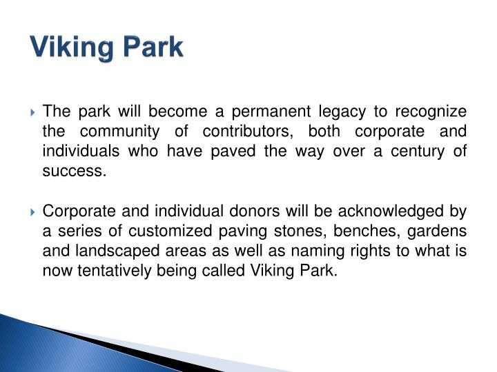 Viking Park