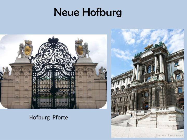 Neue Hofburg
