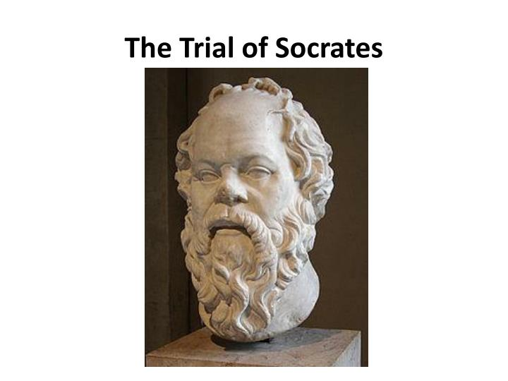 an analysis of the trial of socrates by plato Amazoncom: the trial and death of socrates (8601400127513): plato, john m cooper, g m a grube: books.