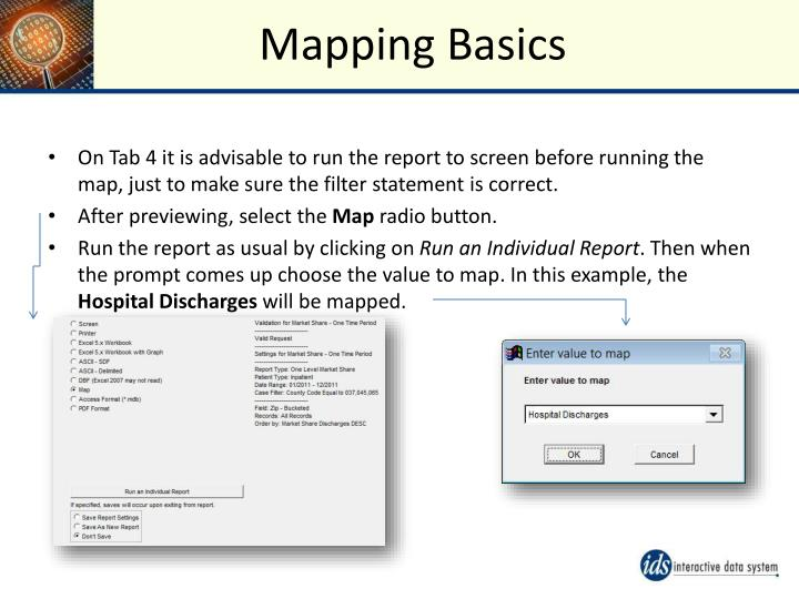 Mapping Basics