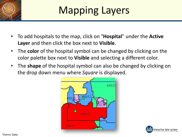 Mapping Layers