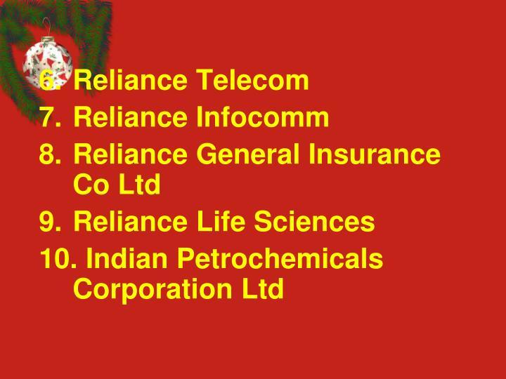 Reliance Telecom