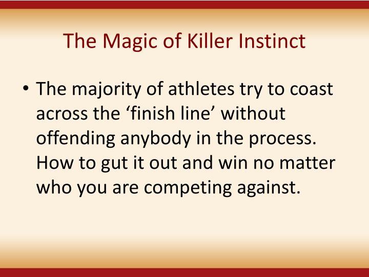 The Magic of Killer Instinct
