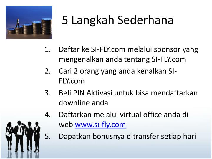 5 Langkah Sederhana