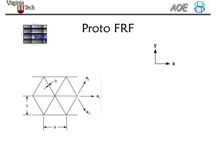 Proto FRF