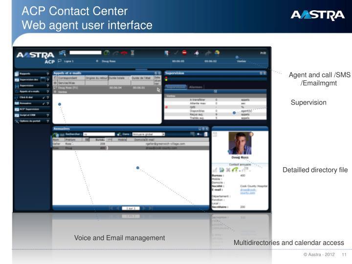 ACP Contact Center