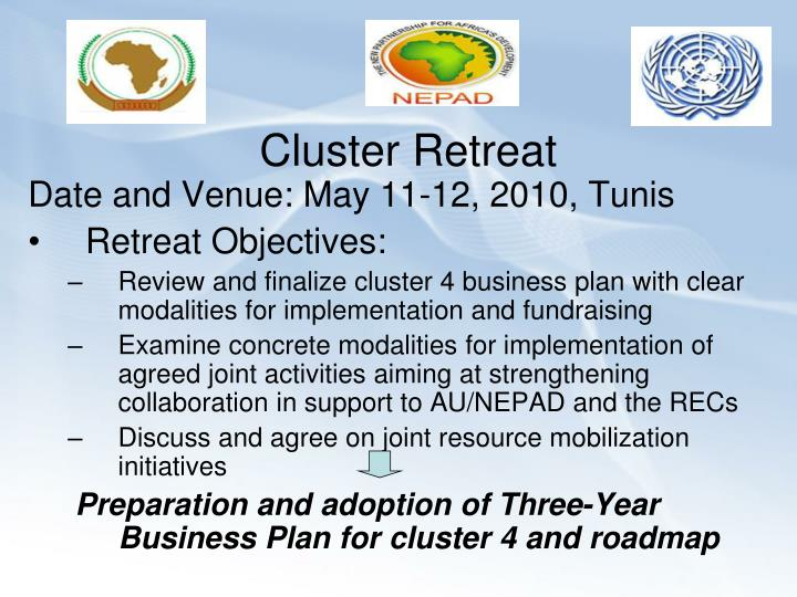 Cluster Retreat