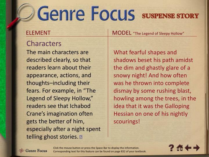 Genre Focus 2