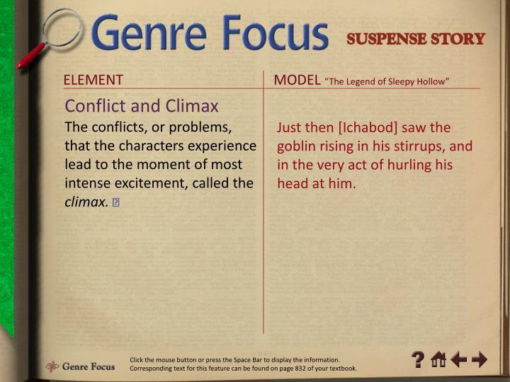 Genre Focus 4